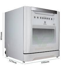 Máy rửa bát electrolux esf6010bw - 8 bộ