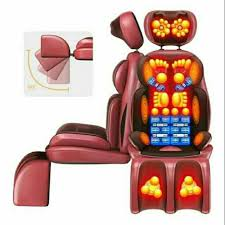 Lợi ích khi sử dụng ghế matxa toàn thân hồng ngoại