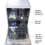 Máy rửa chén electrolux esf5511lox chất lượng cao