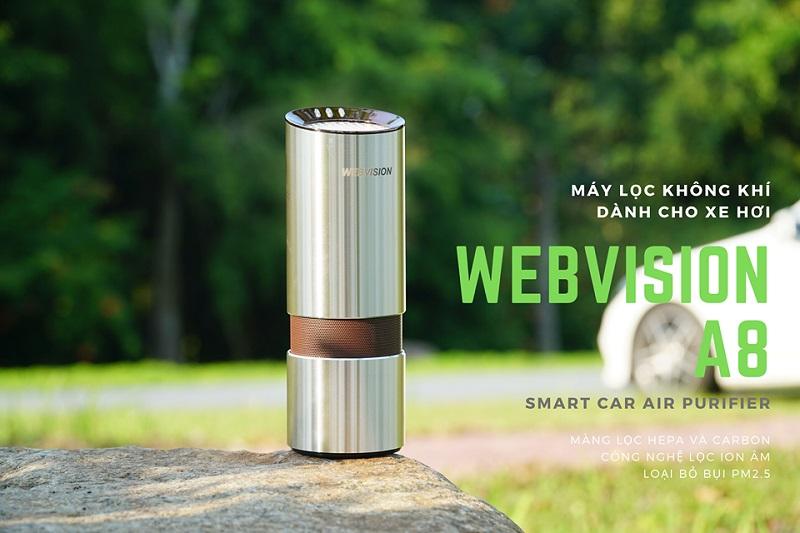 Máy lọc không khí thông minh webvision a8