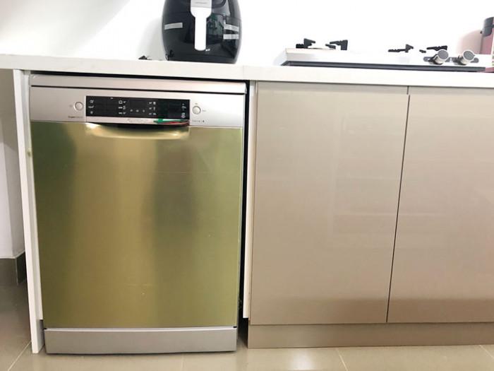 Đánh giá máy rửa bát độc lập Bosch SMS46MI05E