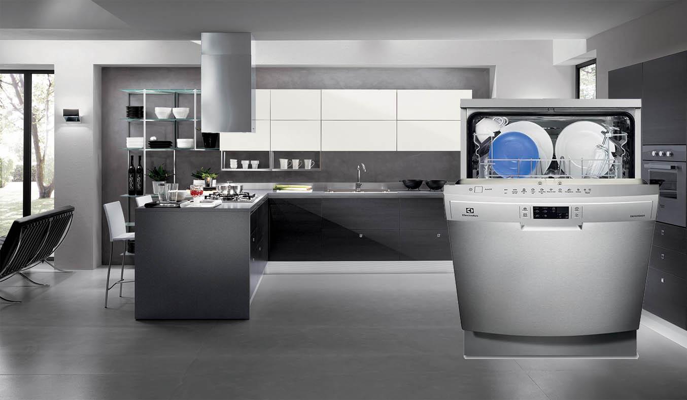Top các máy rửa bát electrolux tốt nhất 2020