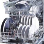 Máy rửa bát Dw8 80 FI - Sản xuất tại ý