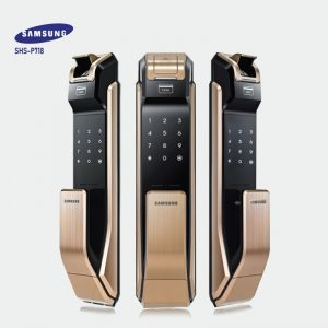 Khóa vân tay Samsung SHS - DP718