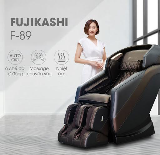 Top những mẫu ghế massage toàn thân tốt nhất trên thị trường