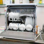 Máy rửa bát TR8 - máy rửa bát Panasonic