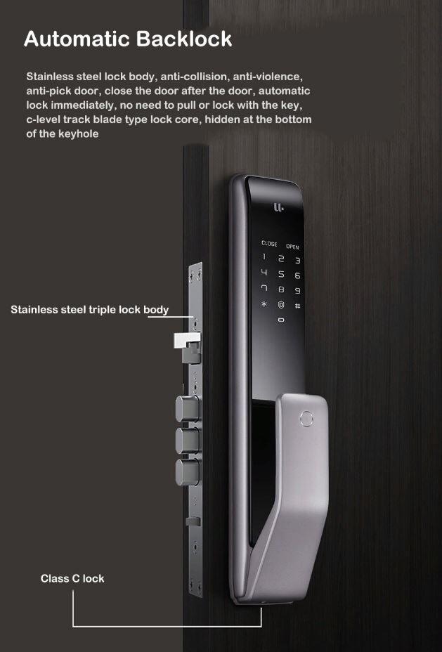 Khoá cửa vân tay thông minh Xiaomi M2