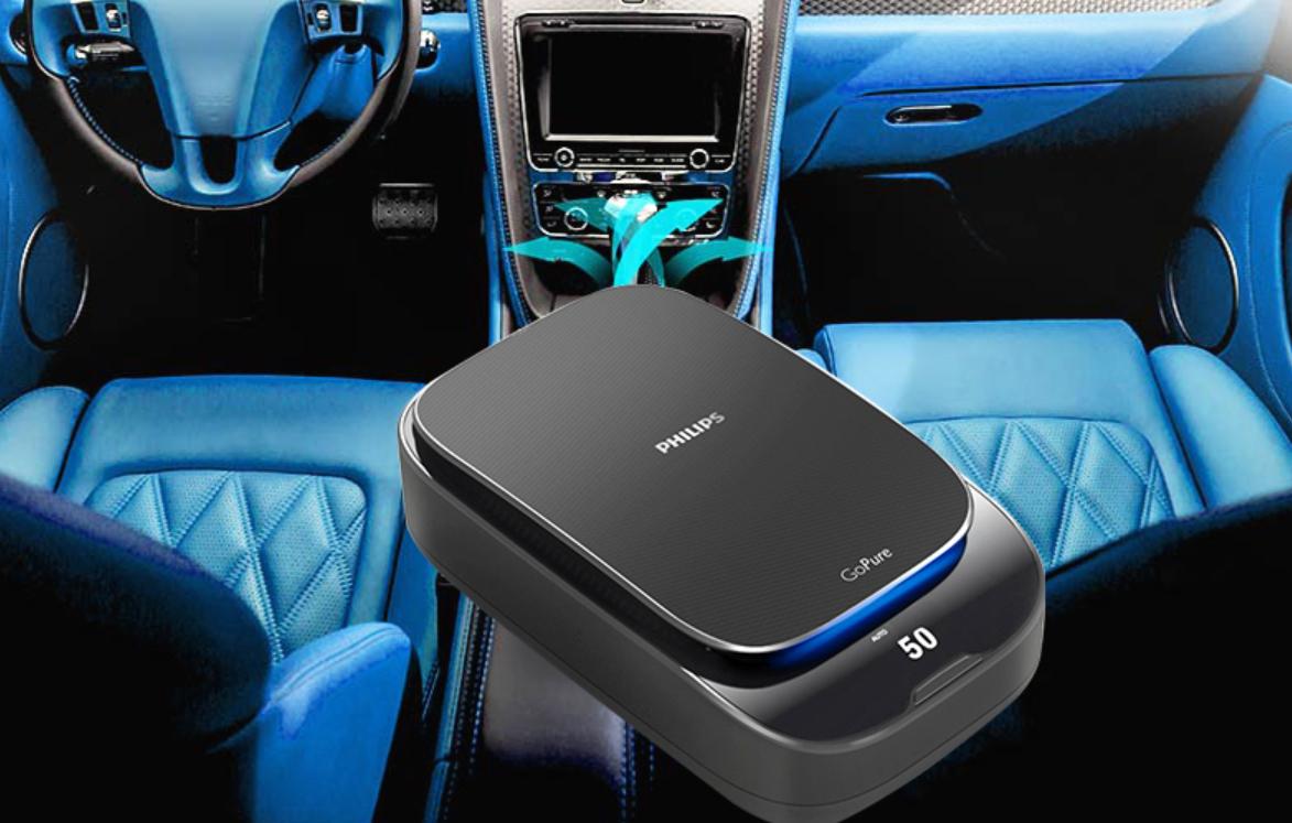 Kinh nghiệm mua máy lọc không khí xe hơi - Novadigital
