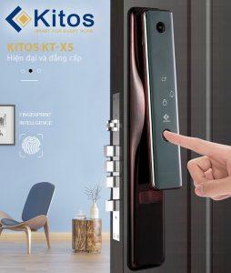 Khóa cửa vân tay Kitos KT-X5