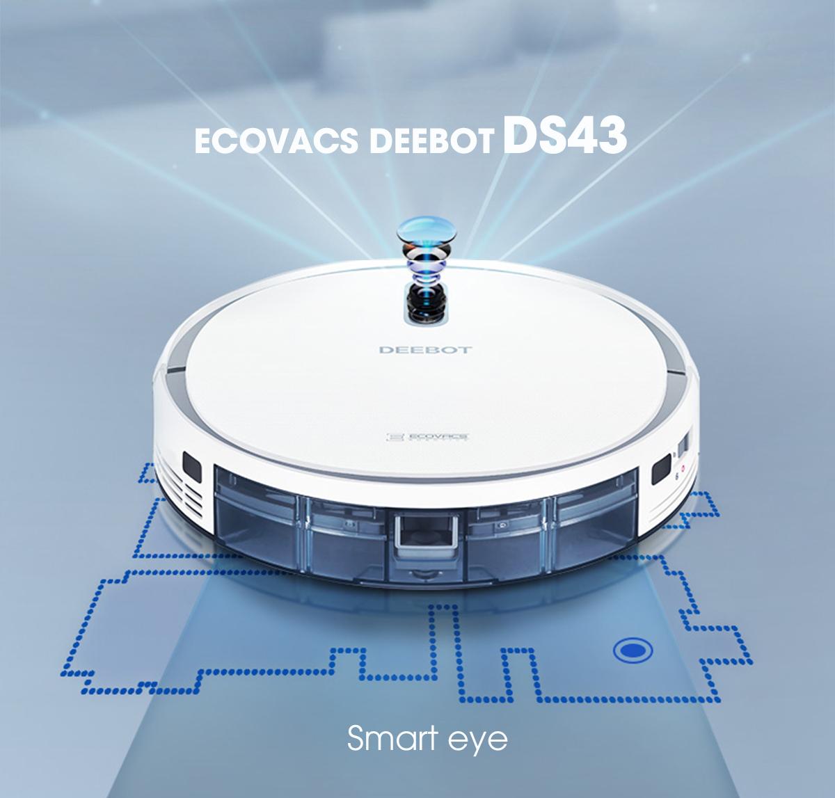 Ecovacs DS43C