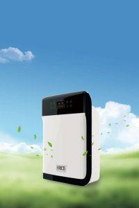 máy lọc không khí ion Frico