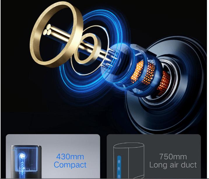 Robot hút bụi lau nhà Xiaomi Lydsto R1