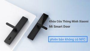 Khoá Cửa Thông Minh Xiaomi Mi Smart Door Essential (Không NFC)