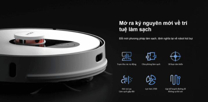Xiaomi Roidmi Eve Plus