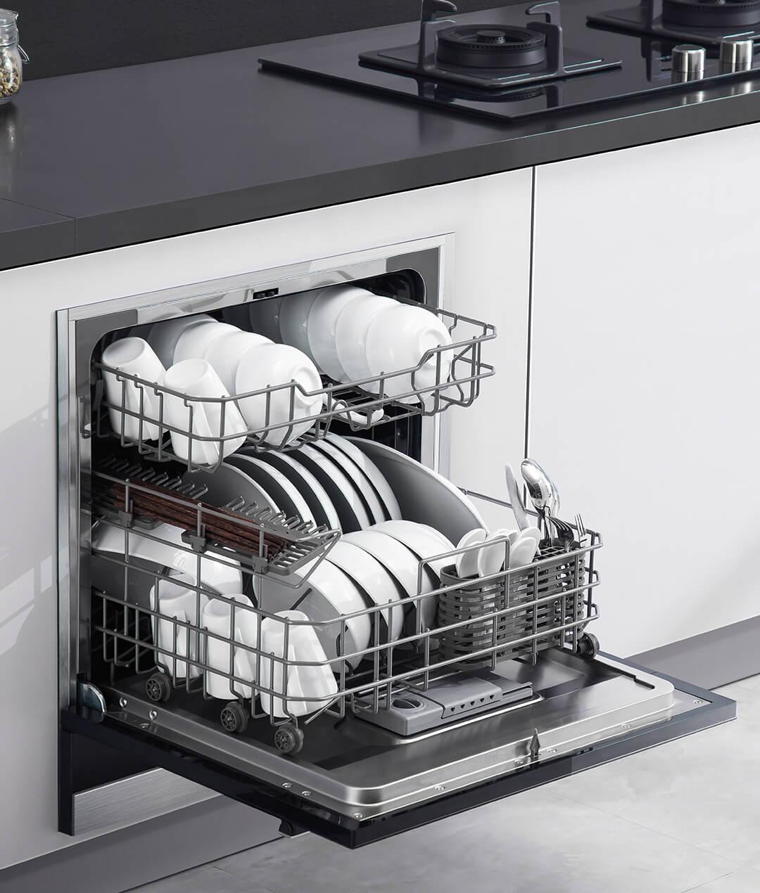 máy rửa bát xiaomi