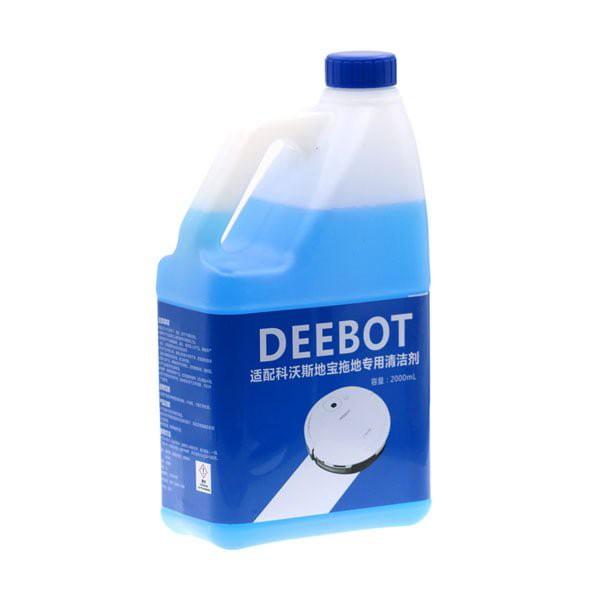 Nước lau sàn chuyên dụng cho robot Ecovacs Deebot