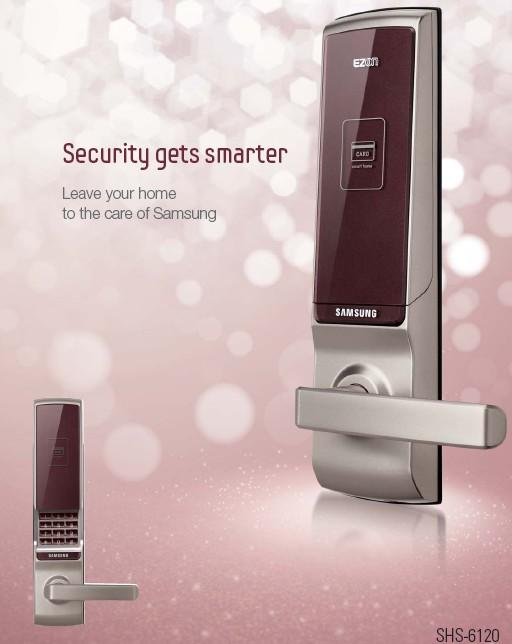 Khóa điện tử Samsung SHS 6120