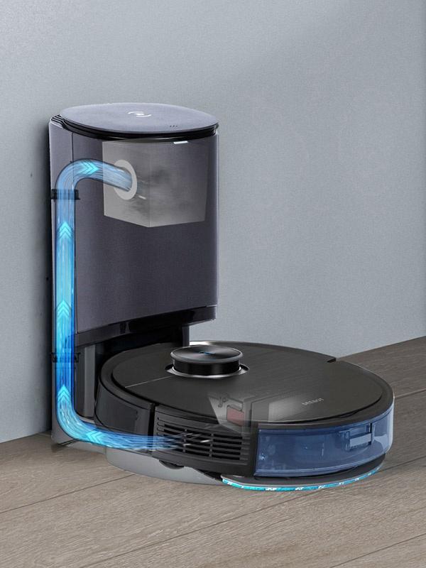 Đánh giá robot hút bụi Ecovacs T9 AIVI