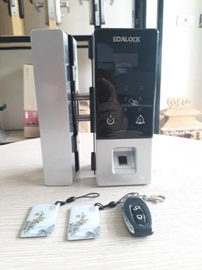 Khoá vân tay Eda Lock S500